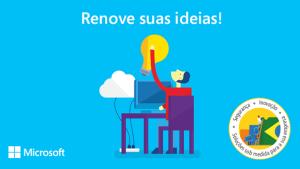 Renove Suas ideias com Microsoft Office365