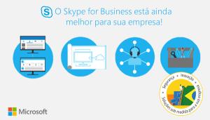 Skype for Business melhora sua empresa e conecta sua equipe