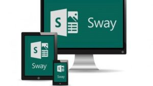 Office 365 business sway