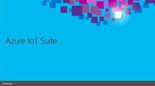 Microsoft Azure curso IOT Suite