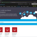 Azure marketplace maquina virtual sql server