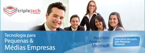 Tripletech, soluções microsoft para pequenas e médias empresas