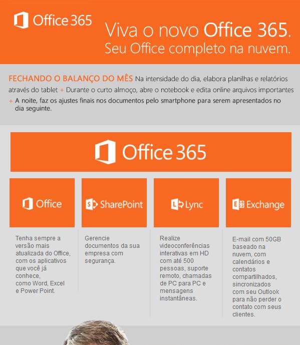 Office 365, a solução para sua contabilidade