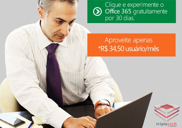 Novo Office 365, seu Office completo na nuvem
