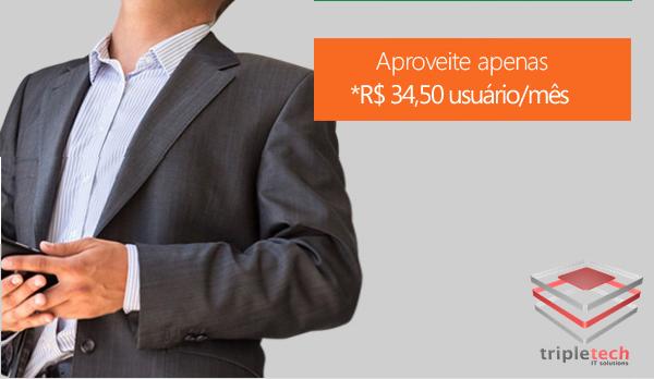 Com office 365 você verifica seus e-mails e reuniões online