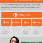 Com Office 365, receba seus e-mails a qualquer momento