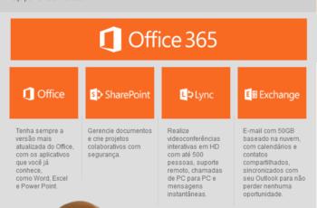 Office 365, acesse seus documentos de forma fácil e rápido