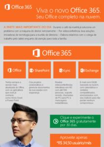 Seu ambiente de TI sob controle com Office 365
