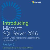 Sql Server 2016 e-book introdução ao Microsoft SQL Server 2016