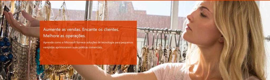 Aumente as vendas, encante os clientes, melhore as operações com as soluções office 365 e dynamics CRM da Microsoft