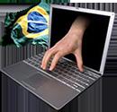 Brasil fica entre os países mais afetados pela extorsão online