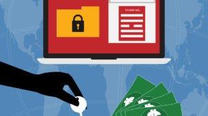 ransomware malware sequestrador de informações