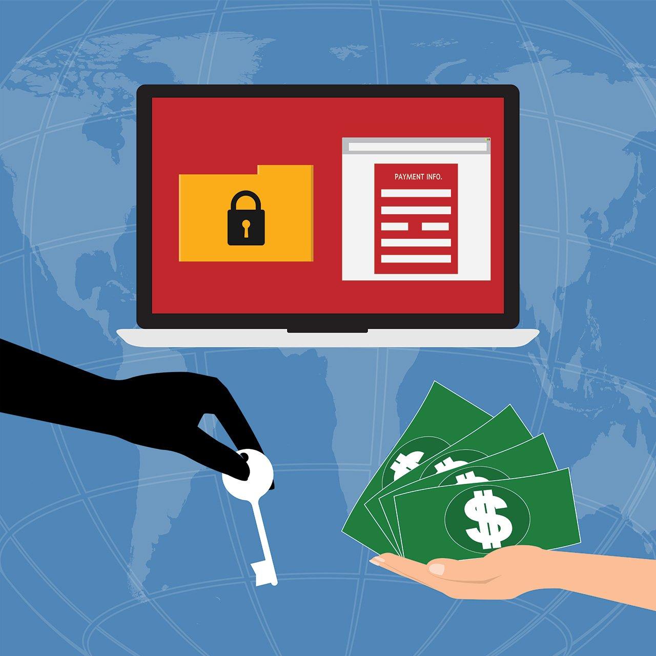 Cresce no Brasil o crime de sequestro de dados, cuidado com o Ransomware