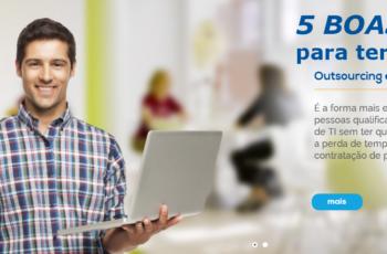 5 Razões para terceirizar TI na sua empresa