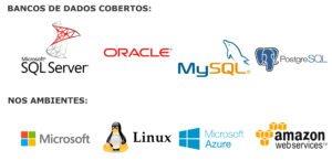 Bancos de Dados e ambiente suportados pela Tripletech