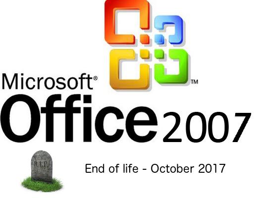 Microsoft decreta a 'morte' do Office 2007 para o dia 10 de outubro