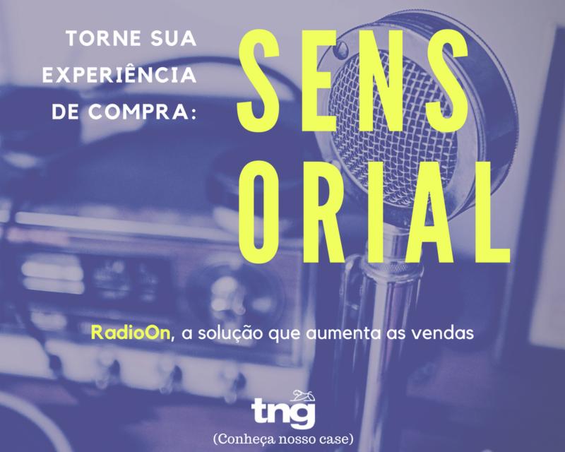 TNG reduz custo de marketing e aumenta vendas com solução de rádio online