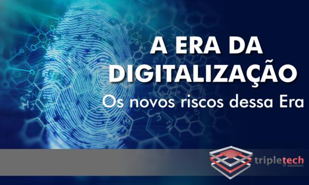 A era da digitalização