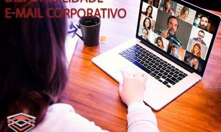 E-mail Corporativo – 5 passos para disponibilidade