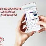 E-mail Corporativo – 09 regras para o uso correto