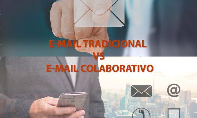 Servidor de e-mail tradicional vs e-mail colaborativo – Conheça as diferenças